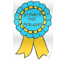Smashed The Patriarchy Poster