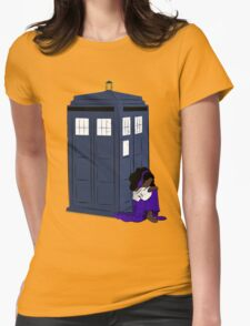 The Gypsy Who Waited  Womens Fitted T-Shirt
