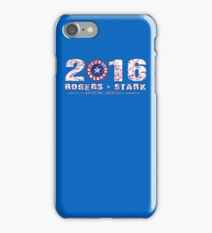 Stark & Rogers: 2016 iPhone Case/Skin