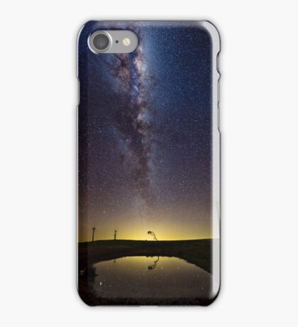 Galaxy from Starfish Hill  iPhone Case/Skin