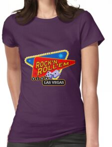 Viva Las Vegas Womens Fitted T-Shirt