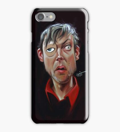 McPoyle Sunny Portrait iPhone Case/Skin
