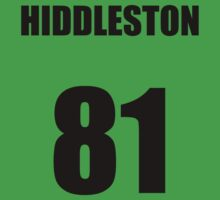 Hiddleston 81 by LadyThor