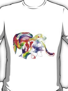 Rainbow Likitung Sketch! T-Shirt