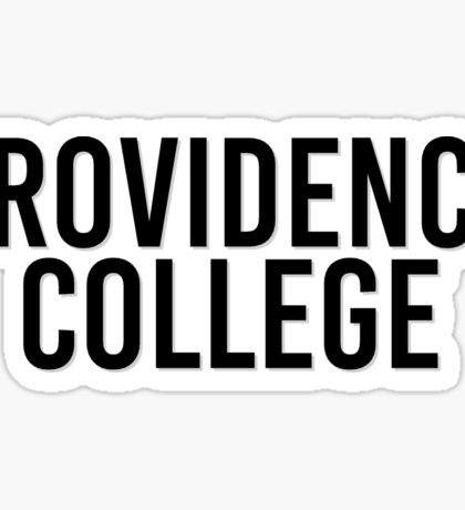 Providence College Sticker