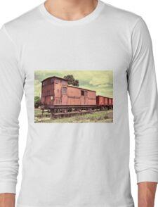Guard Carriage Long Sleeve T-Shirt