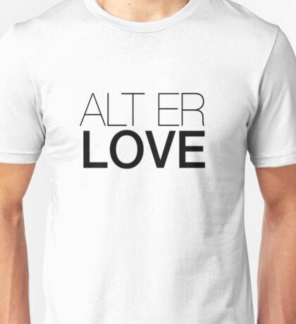 Alt Er Love Skam {FULL} Unisex T-Shirt