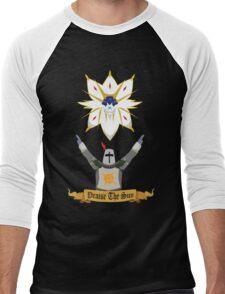 Praise the Solgaleo Men's Baseball ¾ T-Shirt