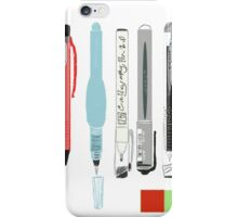 Sketch Tools iPhone Case/Skin