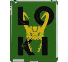 Loki iPad Case/Skin