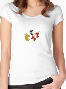 Dragonborn  Women's Fitted Scoop T-Shirt