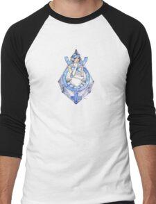 Sailor Mercury Men's Baseball ¾ T-Shirt