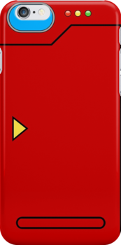 Pokedex 5/5s Snap Case by cluper