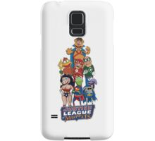 Justice League of Muppets Samsung Galaxy Case/Skin