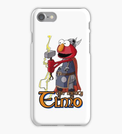 Elmo the Thor iPhone Case/Skin