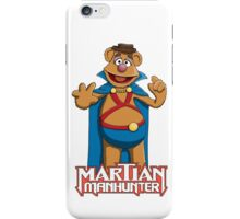 Fozzie Bear the Martian Manhunter iPhone Case/Skin