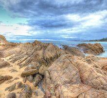 Moody Beach by Pier Vido