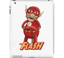 Waldorf the Flash iPad Case/Skin