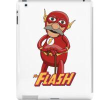 Waldorf the Flash iPad Case/Skin