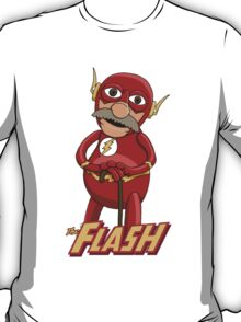 Waldorf the Flash T-Shirt