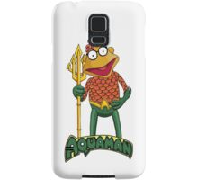 Scooter the Aquaman Samsung Galaxy Case/Skin