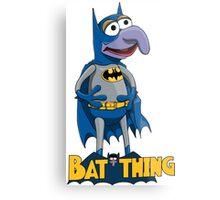 Gonzo the Batman Metal Print