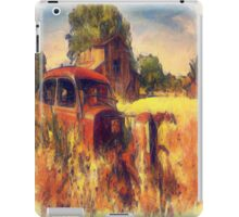 Down on The DAP Family Farm iPad Case/Skin