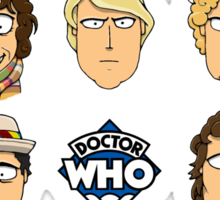 Doctor Who  Sticker