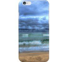 Rain approaching iPhone Case/Skin