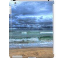 Rain approaching iPad Case/Skin