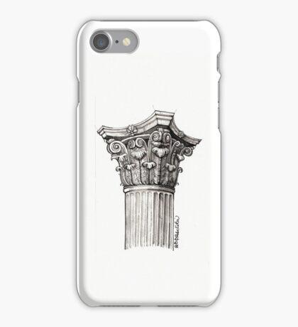 corinthian column iPhone Case/Skin