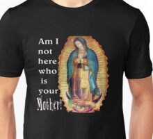 Our Lady of Guadalupe Virgin Mary Unisex T-Shirt