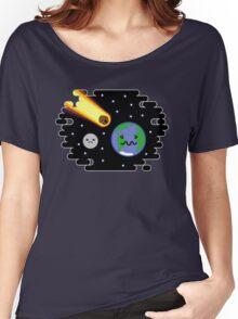 Kawaii Meteor Women's Relaxed Fit T-Shirt