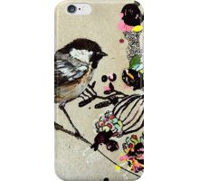 My Heavenly Garden iPhone Case/Skin