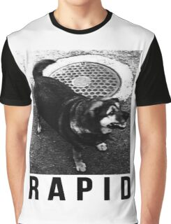 Sacchan is Rapid Graphic T-Shirt