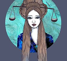 Libra by Chelle  Terry