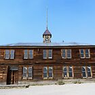 Bodie School - Bodie, Mono County, CA by Rebel Kreklow