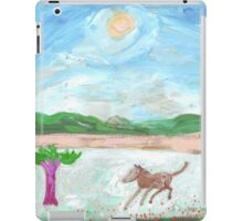 After the Rains Came iPad Case/Skin