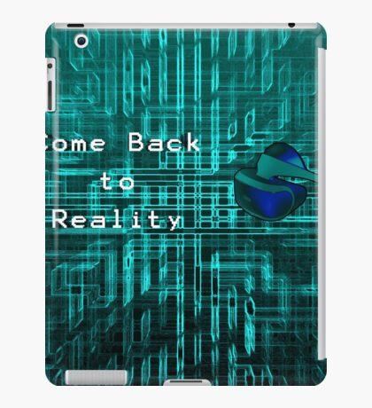 Virtual Reality iPad Case/Skin