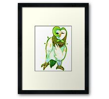 Dartrix Framed Print