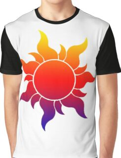 Warm Ombre Graphic T-Shirt