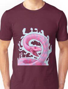 Pink snake Unisex T-Shirt