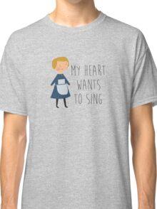 Sound of music maria Classic T-Shirt