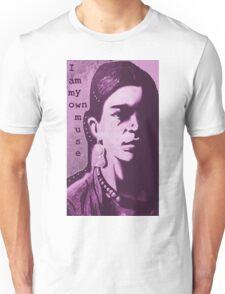 Frida Muse Unisex T-Shirt