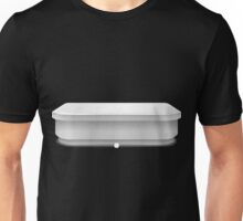 Glitch furniture counter white polished counter Unisex T-Shirt