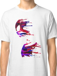 spiderman stain Classic T-Shirt