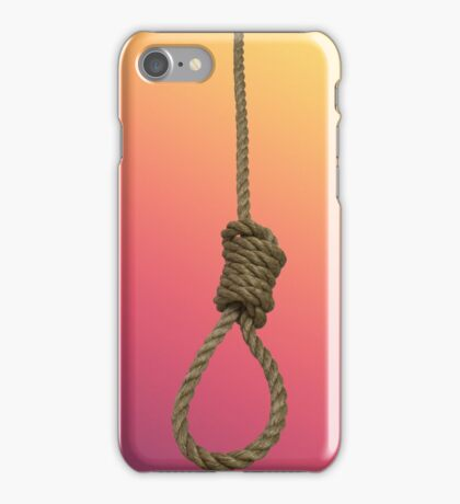 Noose Fade iPhone Case/Skin