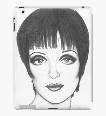 Liza Minnelli iPad Case/Skin
