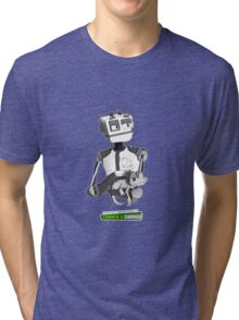 Franck & Zaphod Tri-blend T-Shirt