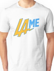 LAME Chargers Unisex T-Shirt